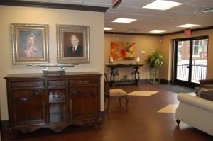 John A. Gupton Lobby Overview
