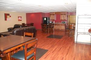 John A. Gupton Student Lounge Overview